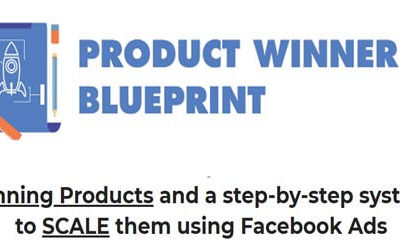 Product Winner Blueprint - Tristan Broughto