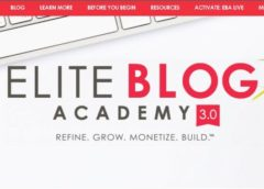 Ruth Soukup – Elite Blog Academy 3.0