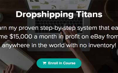 Dropshipping Titans - Paul Joseph