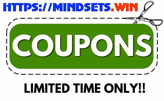 Coupon code for mindsets.win
